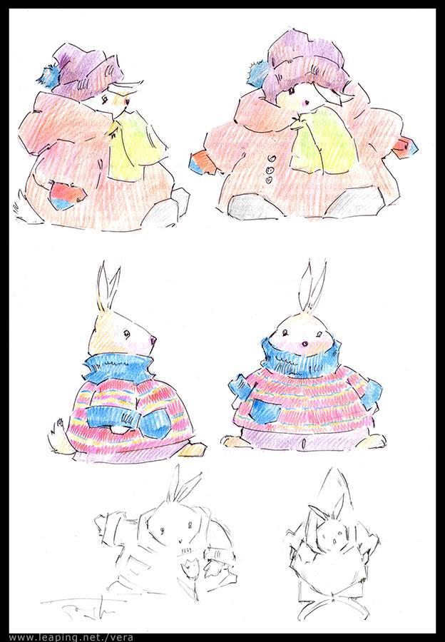 заяц пончъ