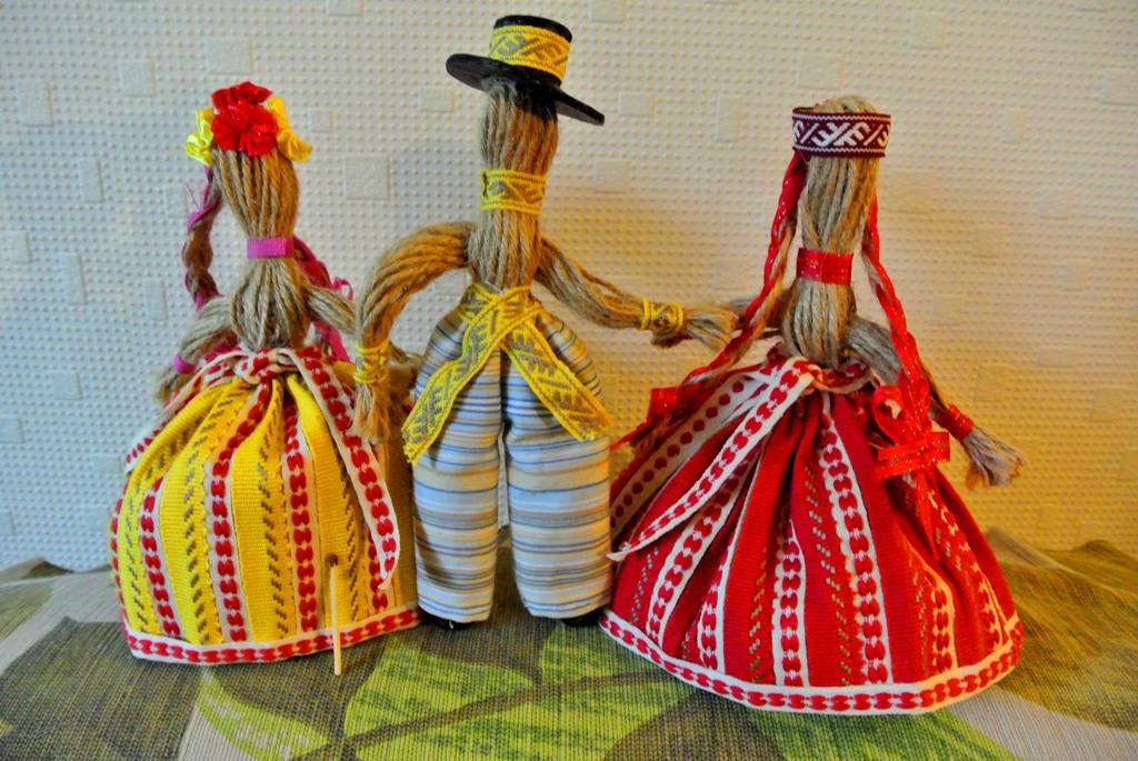 handmade Бабушка Таня 2
