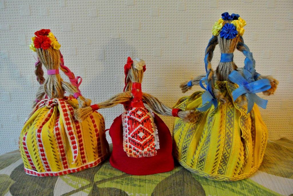 handmade Бабушка Таня 3