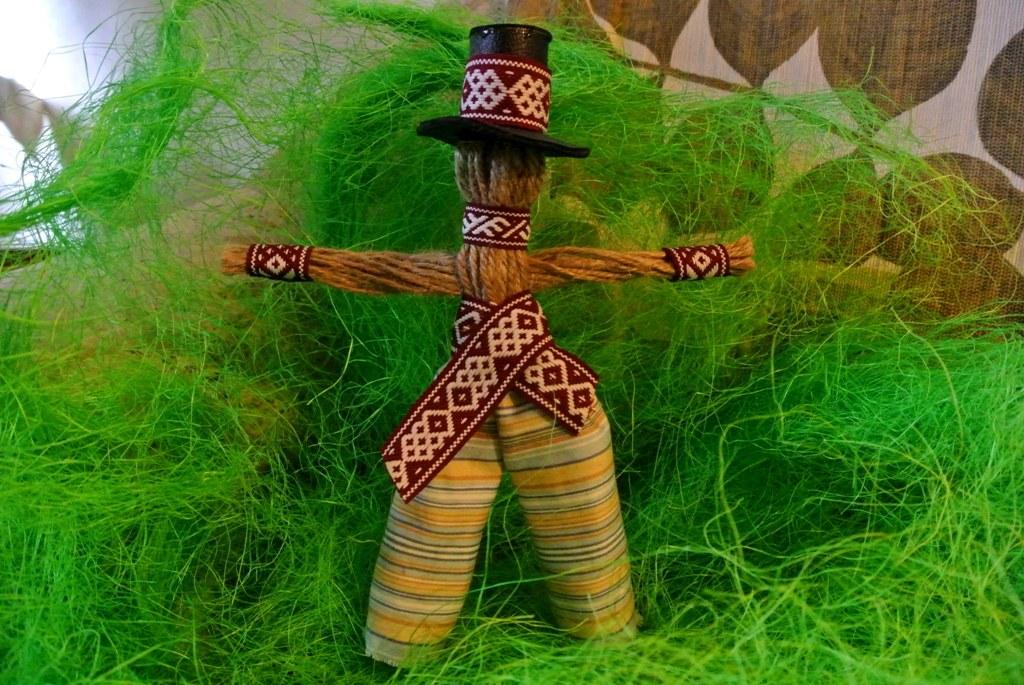 handmade Бабушка Таня 5