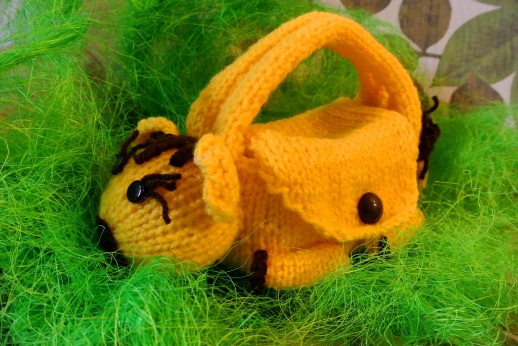handmade Бабушка Таня 7