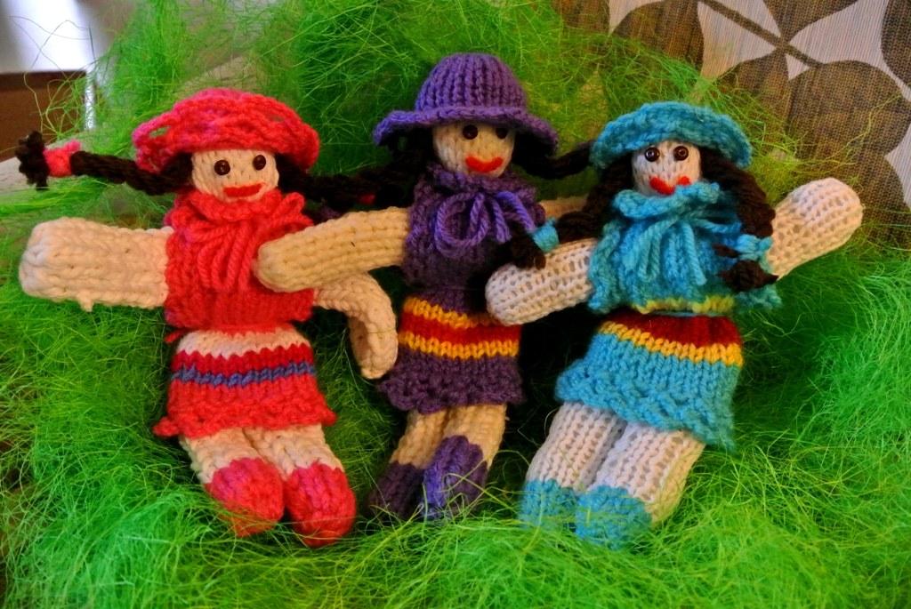 handmade Бабушка Таня 8
