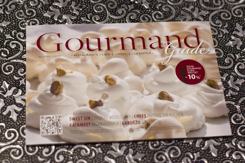 Gourmand Guide 50