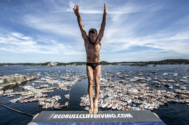 Red Bull Cliff Diving World Series 2014