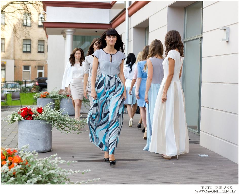 Smmer Fashion Cruise fashion show 1
