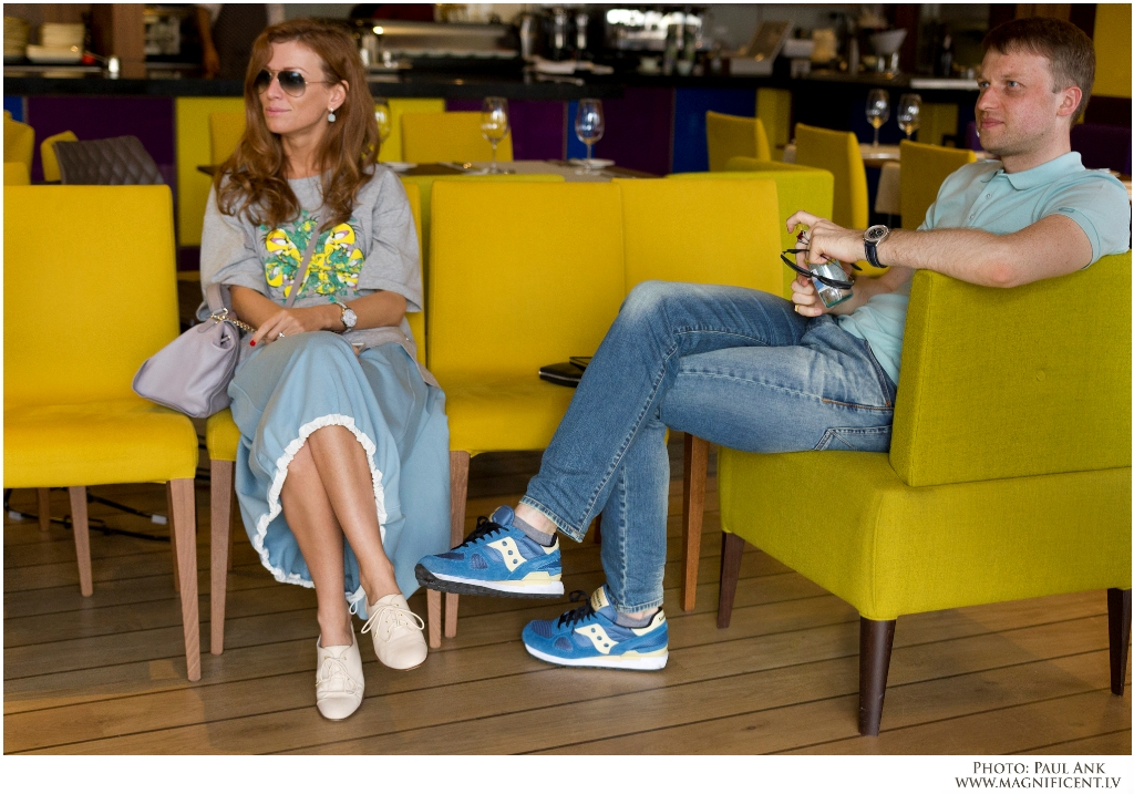 Smmer Fashion Cruise fashion show 17