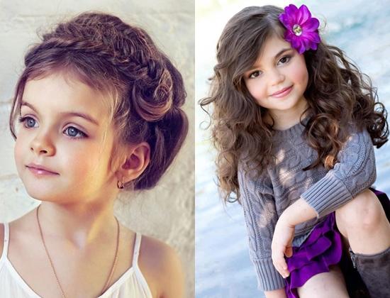 Детские праздничные платья для девочек - 43