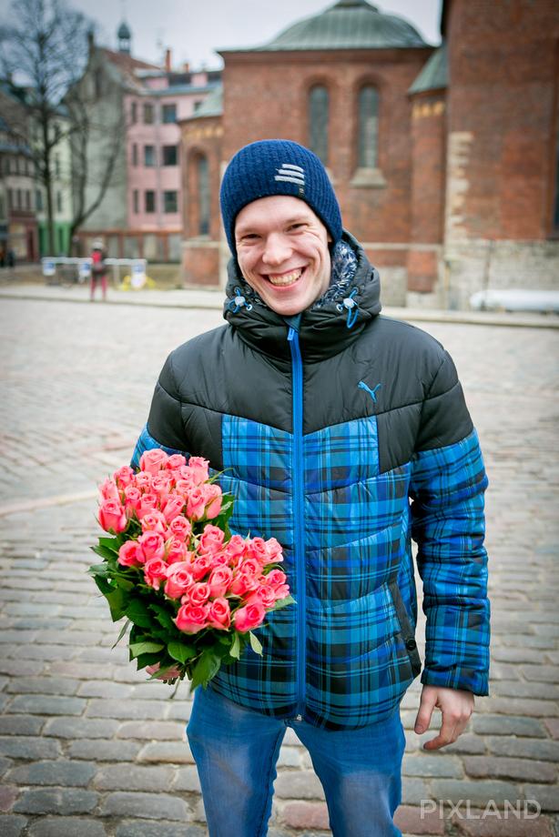 первые цветы 2