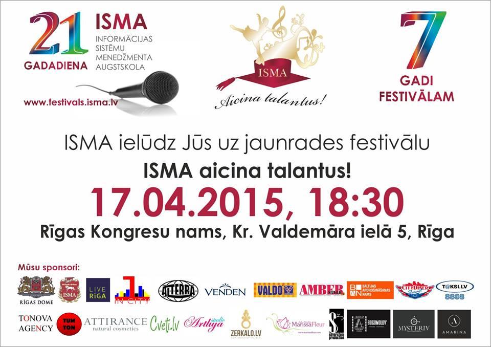 isma 2015