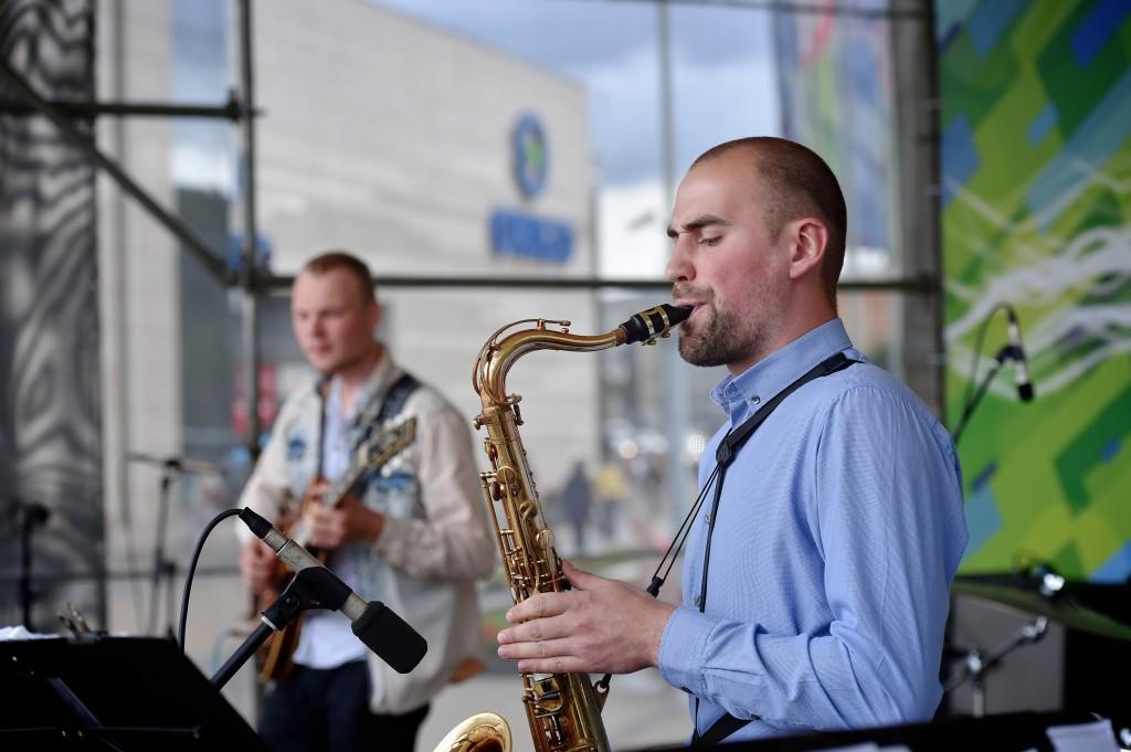 16.07.2015. Riga. Origo Summer stage. Saulkrasti Jazz. Foto:Ilmars Znotins