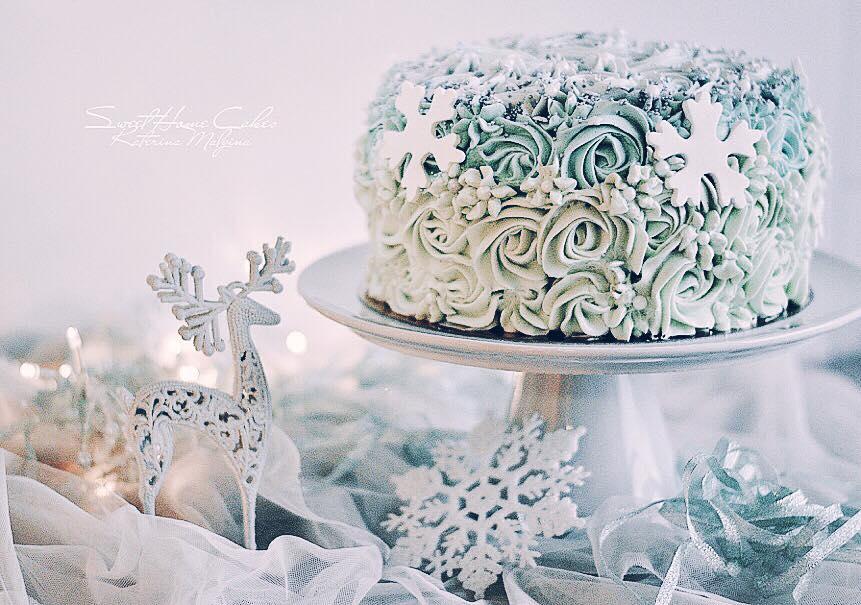 Sweet Home cakes by Katerina Malgina 1