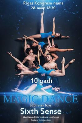 magic dance 7