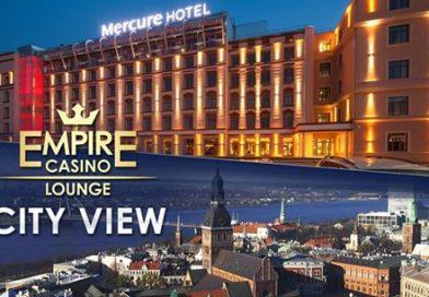 Где покушать ночью в Риге? Empire Lounge в самом центре города
