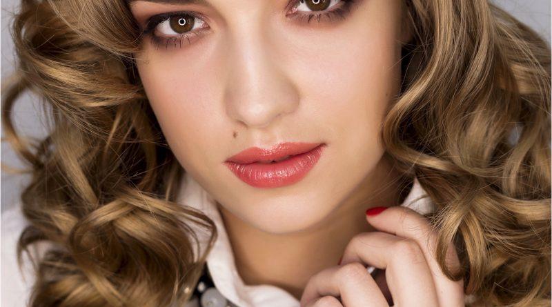 10 .Rouge doux Sothys 122 lipstick Diana Vonda Krieva project #20dayswithsothyslipstick