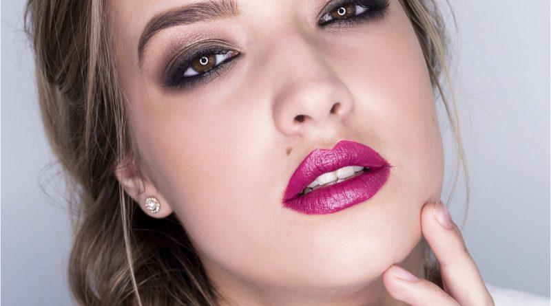 11. Rouge intense Sothys 233 lipstick Diana Vonda Krieva project #20dayswithsothyslipstick
