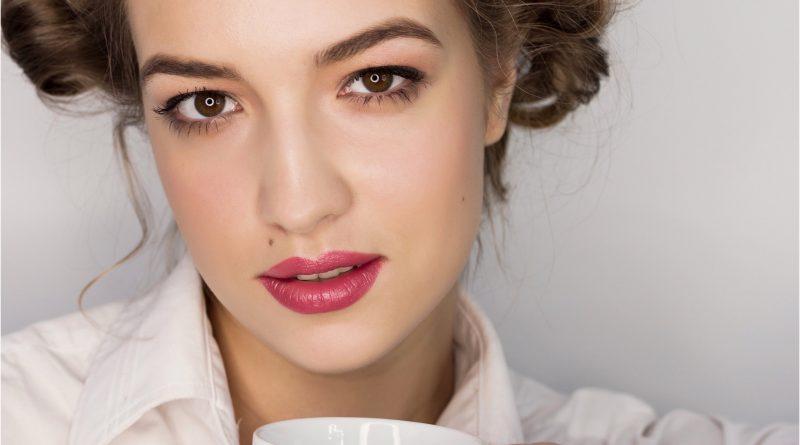 12. Rouge intense Sothys 230 lipstick Diana Vonda Krieva project #20dayswithsothyslipstick
