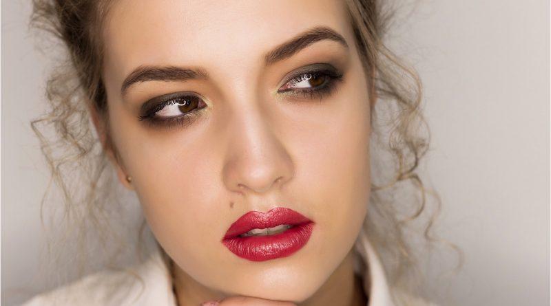 13. Rouge intense Sothys 231 lipstick Diana Vonda Krieva project #20dayswithsothyslipstick