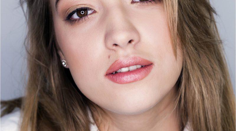15. Rouge doux Sothys 111 lipstick Diana Vonda Krieva project #20dayswithsothyslipstick