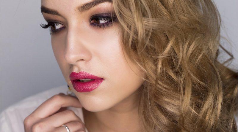 16. Rouge intense Sothys 232 lipstick Diana Vonda Krieva project #20dayswithsothyslipstick