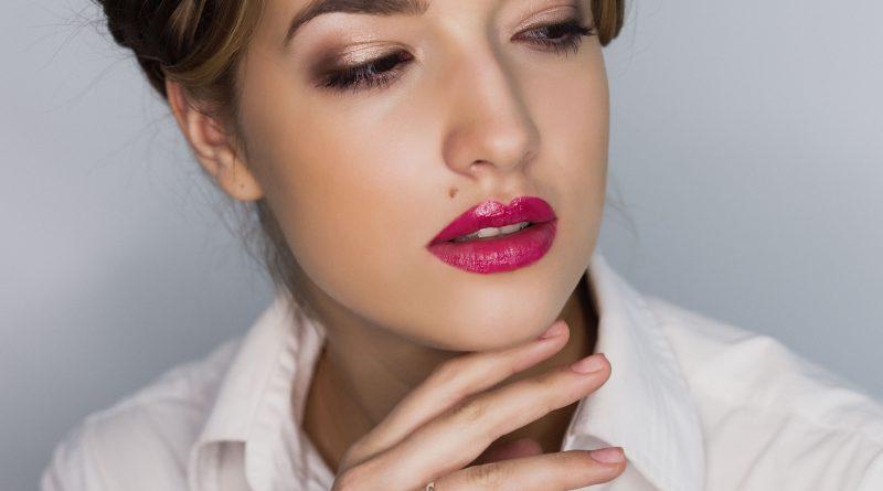 20. Rouge doux Sothys 121 lipstick Diana Vonda Krieva project #20dayswithsothyslipstick