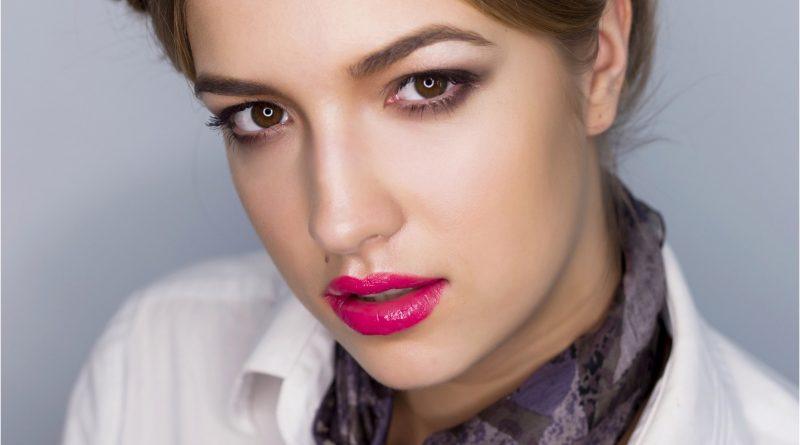 7. Rouge doux Sothys 131 lipstick Diana Vonda Krieva project #20dayswithsothyslipstick