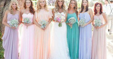 Подружки невесты и кто платит за платье?