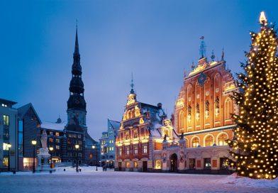 Как известные люди Латвии планируют встречать Новый 2019 год