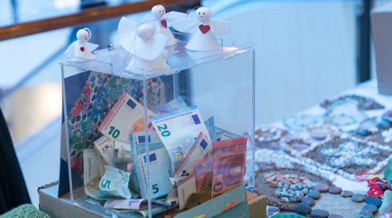На акции «Сердцем к сердцу 2018» собрали 5933.87 евро для онкобольных детей