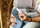 Публицист Вика Лякишева издала свою книгу. «24 кадра про любовь».