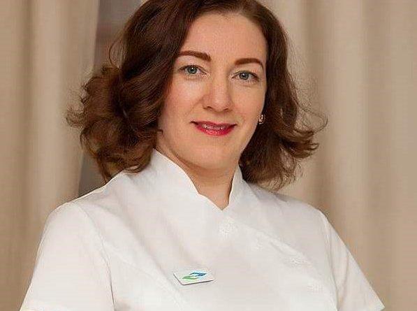 Элена Приедеслайпа, врач превентивной anti-age медицины