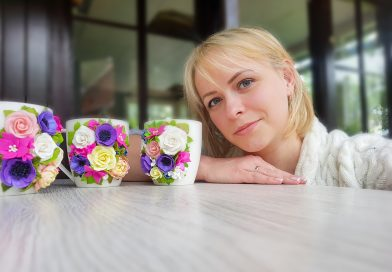 Илана Косенко, руководитель студии DekoPasaule