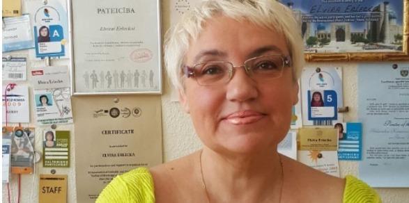 Эльвира Эрлецка помогла в Риге многим… Поможем и мы! Вопрос жизни